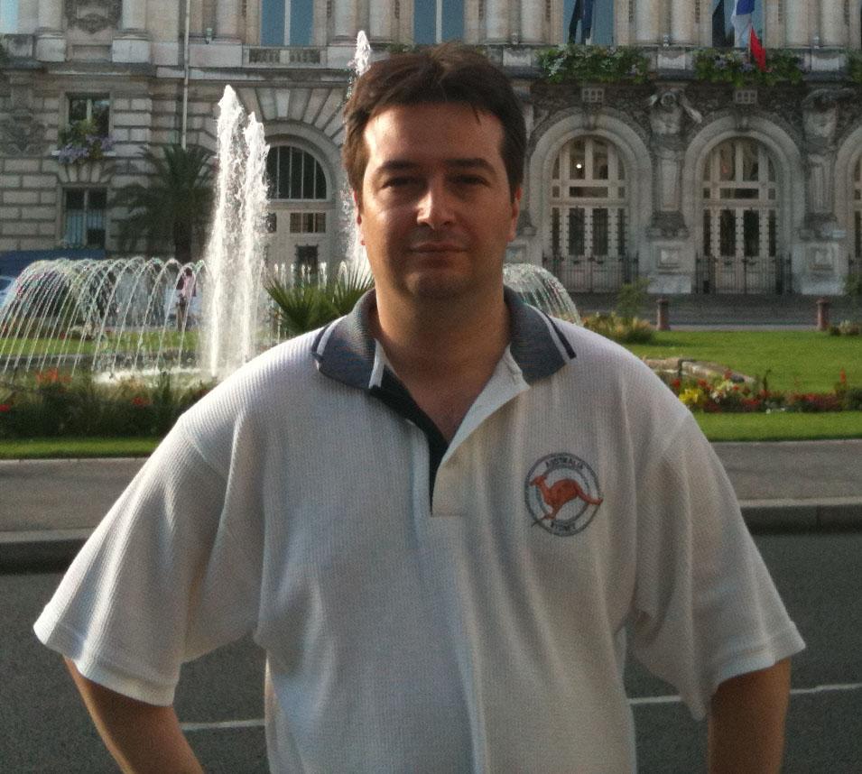 Bienvenidos al website de Abel Pardo